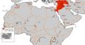 Zengid Dynasty 1127 - 1250 (AD).PNG