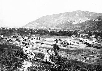 Žepče - Image: Zepca 1890