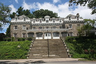 Northampton County, Pennsylvania - Image: Zeta Psi Fraternity House, Lafayette College 01