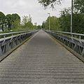 Zicht op de voormalige spoorbrug - Waalwijk - 20396355 - RCE.jpg