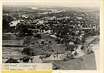 """Aerial view of Napanee 1917"" (5492023631).jpg"