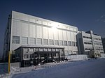 """Information Satellite Systems Reshetnev"" new building.jpg"
