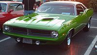 Plymouth Barracuda thumbnail