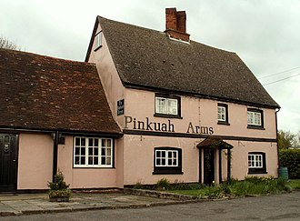 Pentlow - The Pinkuah Arms, Pentlow