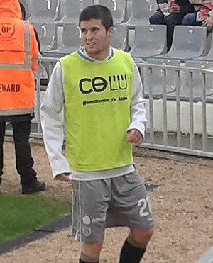 Álvaro Peña Herrero - Image: Álvaro Peña Nova Creu Alta 2014