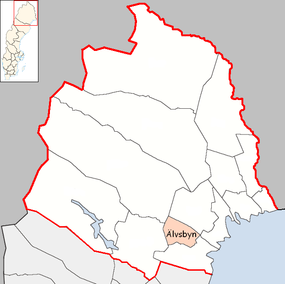 Älvsbyn Municipality in Norrbotten County.png