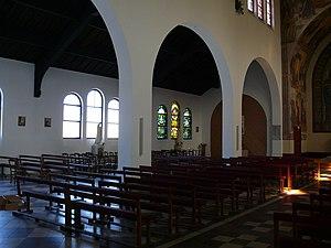 English: Saint-François-d'Assise's church, in ...