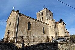 Église St Pierre Vieux Saône Loire 11.jpg