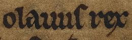 Óláfr Guðrøðarson (British Library Cotton MS Julius A VII, folio 35v).jpg