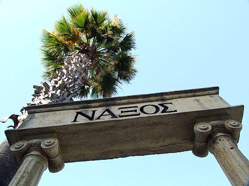 Νάξος-Σικελίας