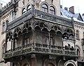 Балкон будинку Юзефа Сосновського.jpg