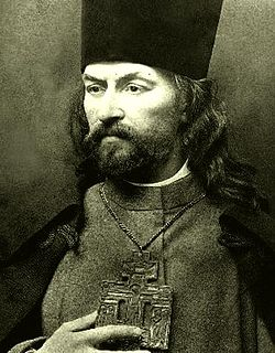 19th and 20th-century Russian Orthodox priest