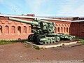 Б-4, 203-мм мортира образца 1931 года, Artillery museum, Saint-Petersburg pic1.jpg