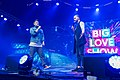 Ведущие Александр Соколов и Денис Курочкин на Big Love Show 2018 в СПб.jpg