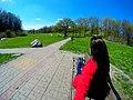 Вид на Дуб Богдана Хмельницкого в пос. Дубовое(Россия, Белгород).jpg
