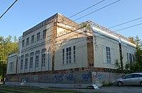 Госпиталь Верх-Исетского завода, главный корпус, ВИЗ-бульвар,15 4.JPG