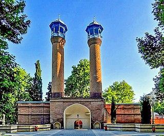 Juma Mosque, Ganja