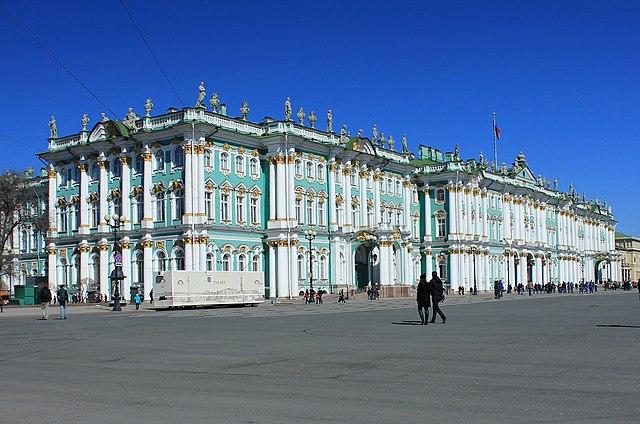 Эрмитаж вошел в топ-10 самых посещаемых музеев мира
