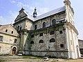 Домініканський монастир у м. Жовква (ракурс 4).JPG