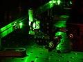 Зеркало резонатора волоконного лазера Er ZBLAN (Resonator mirror of Er ZBLAN fiber laser).jpg