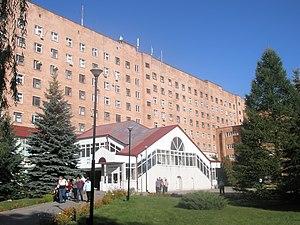 Больница красного креста смоленск телефон