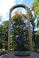 Меморіальний комплекс Могила М. Я. Ревуцького, Пам'ятний знак на честь воїнів-земляків, Братська могила радянських воїнів DSC 1548.JPG