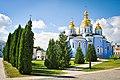 Михайлівський Золотоверхий монастир, м.Київ 01.jpg
