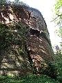 Мур замку Радзивілів смт Олика.jpg