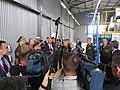 На выставке мобильного комплекса по обработке отходов I-IV класса опасности. Х.И.Беков, С.К.Шойгу, С.В.Чемезов.jpg