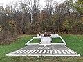 Обелиск погибшим в мирное время лётчикам 761-го Полоцкого авиационно-учебного полка 1.jpg