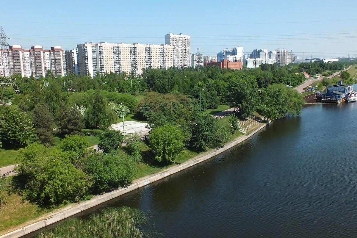 Парк 850-летия Москвы: описание и адрес