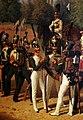 Русская гвардия в Царском Селе в 1832 году (фрагмент 1).jpg