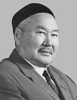 Sabit Mukanov