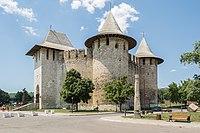 Сорокская крепость Cetatea Soroca Soroca Fortress (29802232147).jpg