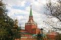 Троицкая башня, Московский Кремль, Россия.jpg