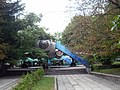 Ту-104 в парке Гагарина, Житомир.jpg