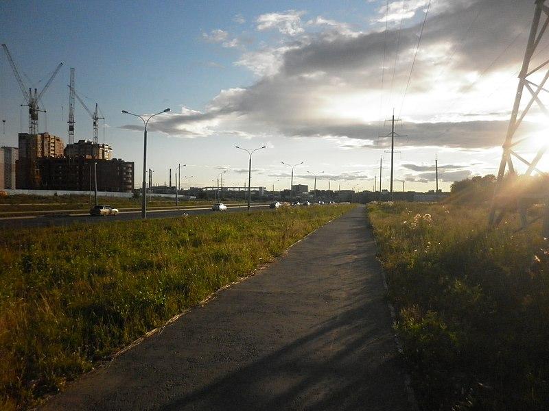 File:Ул. Чкалова -август, 2011 - panoramio (3).jpg