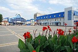 Центральная площадь. Фото Виктора Белоусова. - panoramio (5).jpg