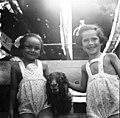 חגיגת היובל (25 שנים) לעין חרוד - ילדים עם כבשה-ZKlugerPhotos-00132oj-907170685135910.jpg