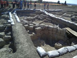 Amka - Excavations in Amka