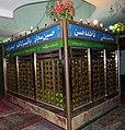 نمای ضریح حضرت امامزاده عبدالله - روستای سورانه - panoramio.jpg