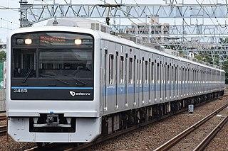 Odakyu 3000 series Electric multiple unit of Odakyu Electric Railway
