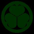 徳川家紋・三つ葉葵-tokugawa-emblem-mitsuba-aoi.png