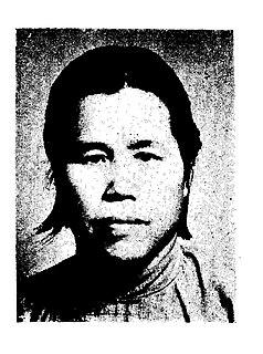 Wang Tung-chen Chinese politician