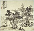 王翬、楊晉、顧昉、王雲、徐玫 仿古山水圖 冊 紙本-Landscapes after old masters MET ASA304.jpg