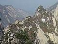 陕西 华山 北峰索道 - panoramio.jpg