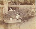 -Two Boys Playing at the Creek, July 4, 1883- MET DT8256.jpg