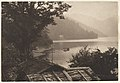 -View of a Lake, likely Lake Hakone, Japan- MET DP136208.jpg
