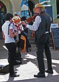 .. and a fiddler - Festival of the Winds 2010.jpg