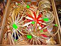 00601 Christbaumschmuck aus Stroh von Sanok 2012 12.JPG